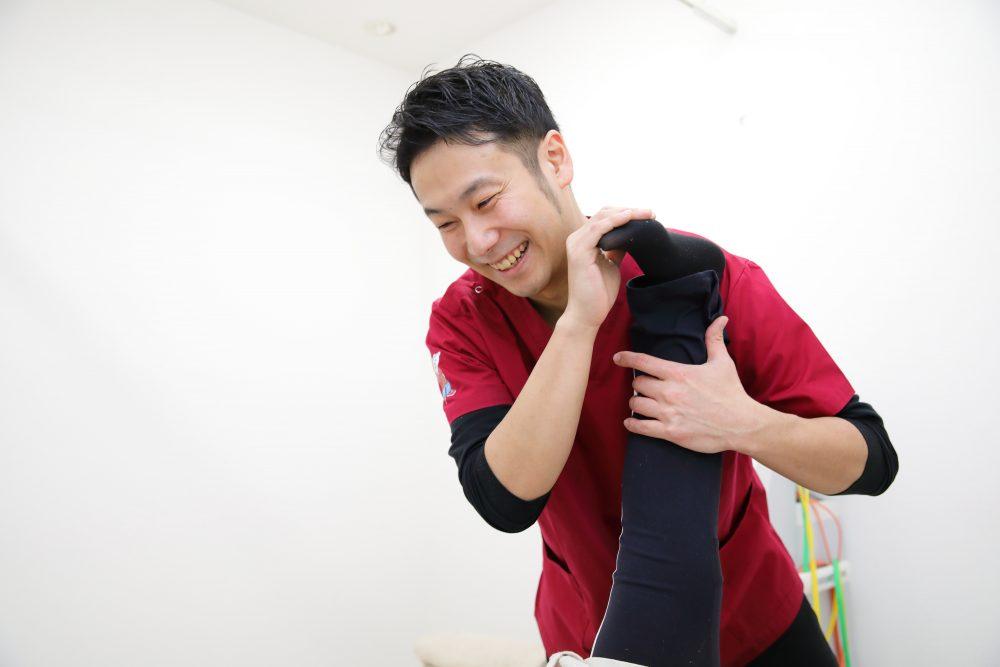 スポーツの怪我|川崎市多摩区の鍼灸整骨院