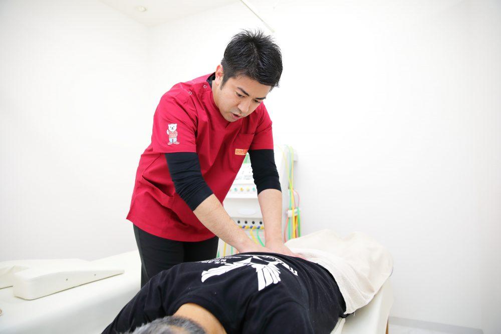 腰痛の治療 川崎市多摩区の稲田堤鍼灸整骨院