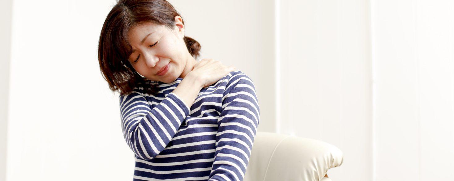 首の痛み・肩の痛み 川崎市多摩区の稲田堤鍼灸整骨院